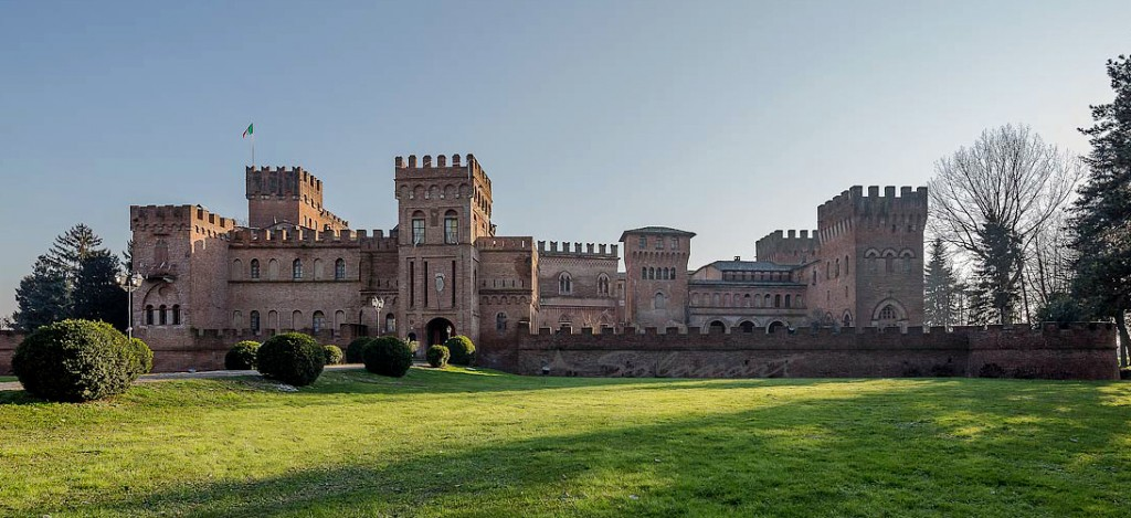 castello di S.Lorenzo , torre de Picenardi
